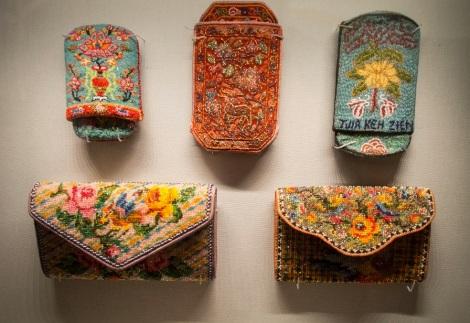 Perankan Museum Beaded Shoes 2