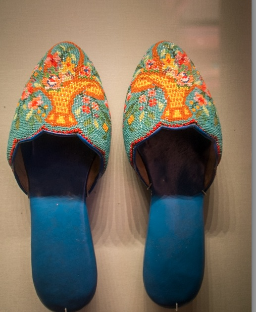Perankan Museum Beaded Shoes 5