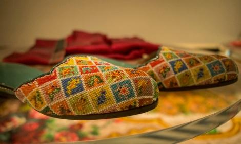 Perankan Museum Beaded Shoes 6