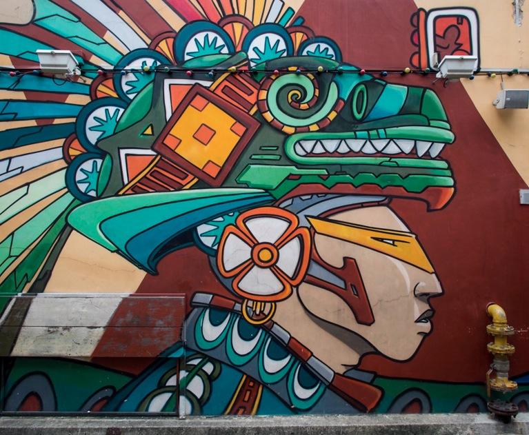 Singapore Arab Street Murals 3