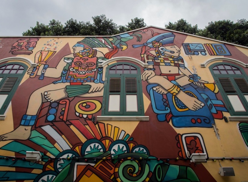Singapore Arab Street Murals 4