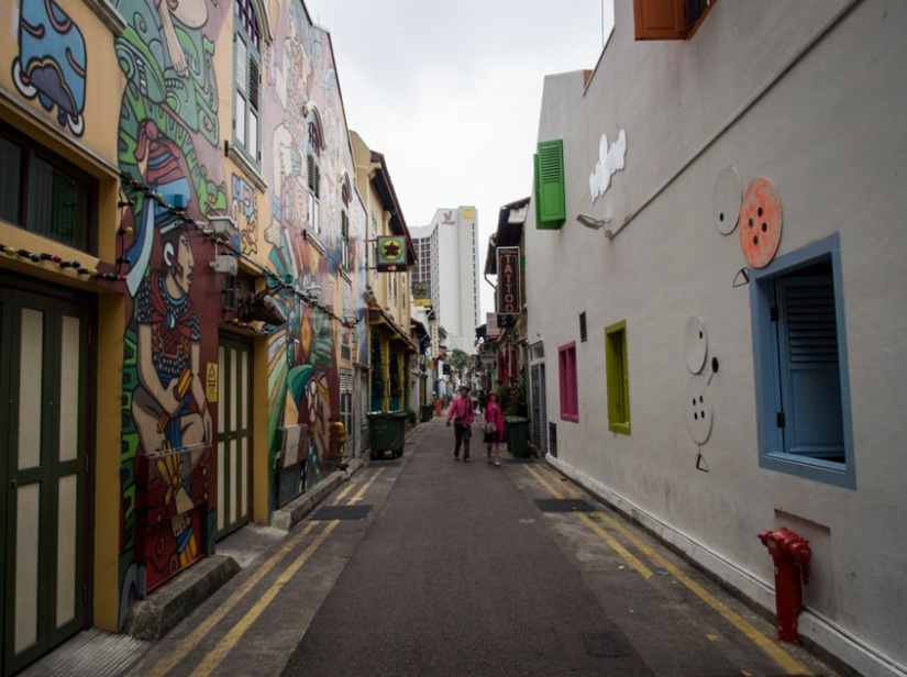 Singapore Arab Street Murals 5