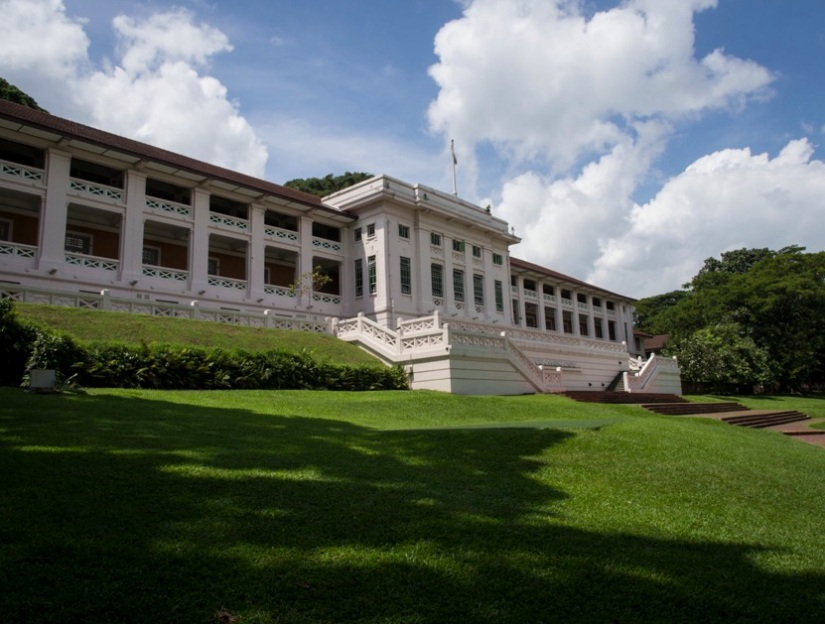 Singapore Fort Canning 1