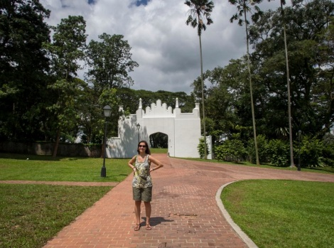 Singapore Fort Canning 4