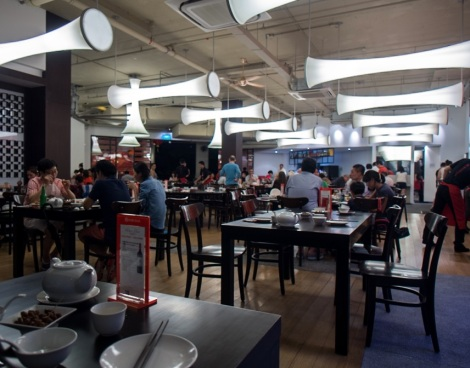 Singapore Red House Seafood Restaurant 1