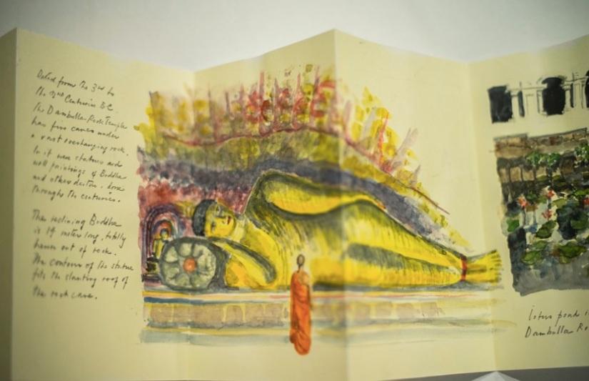 Travel diaries Edward Ho 2