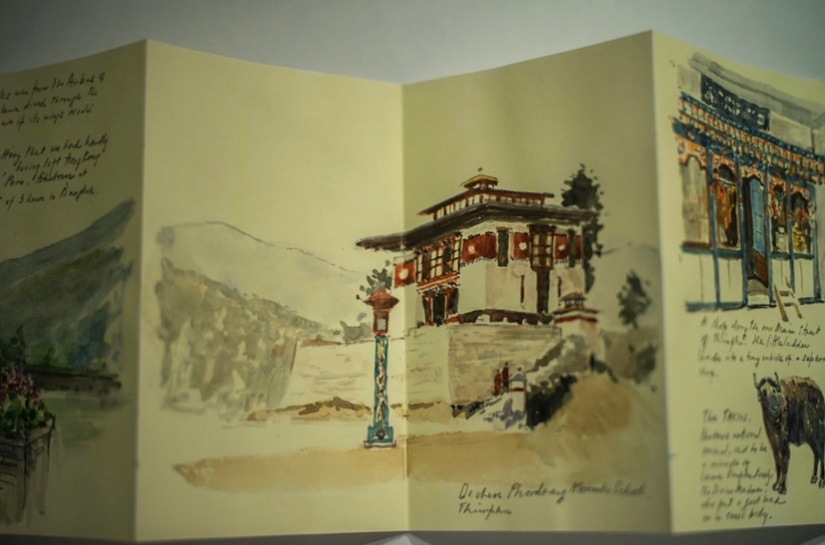 Travel diaries Edward Ho 3