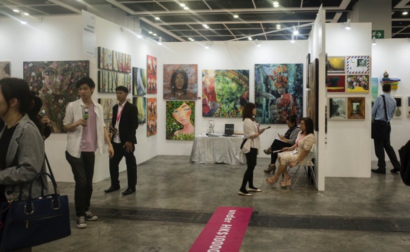 Affordable Art Fair 2014-1