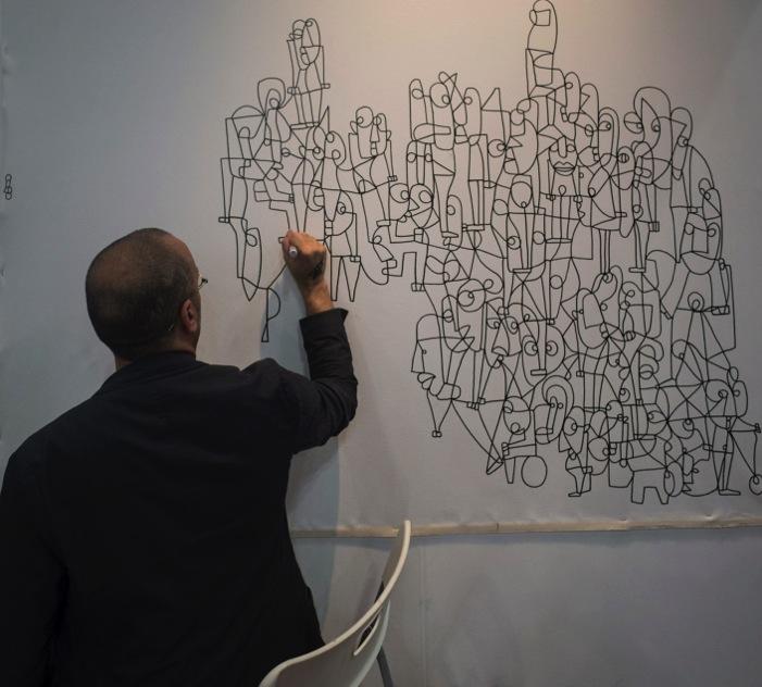 Affordable Art Fair 2014-11