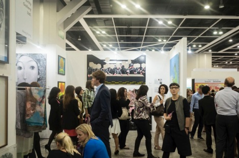 Affordable Art Fair 2014-2