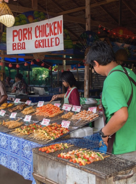 Bang Niang Market 1