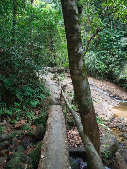 Chong Fah Waterfall, Khao Lak, Thailand 1