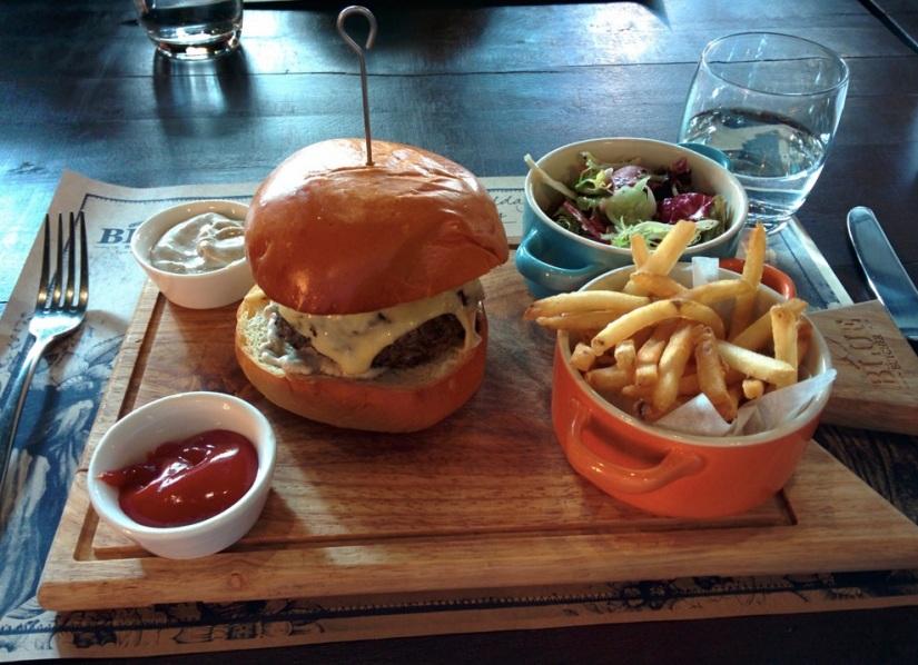 Franny's Burger 5