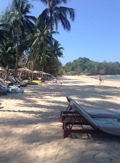 Le Meridien Khao Lak 3 Beach