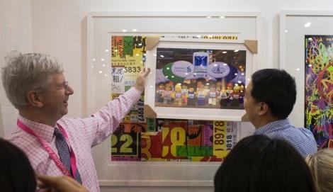 Ric Tse Legography at AAF 2014-1