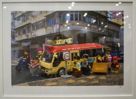 Ric Tse Legography at AAF 2014-2