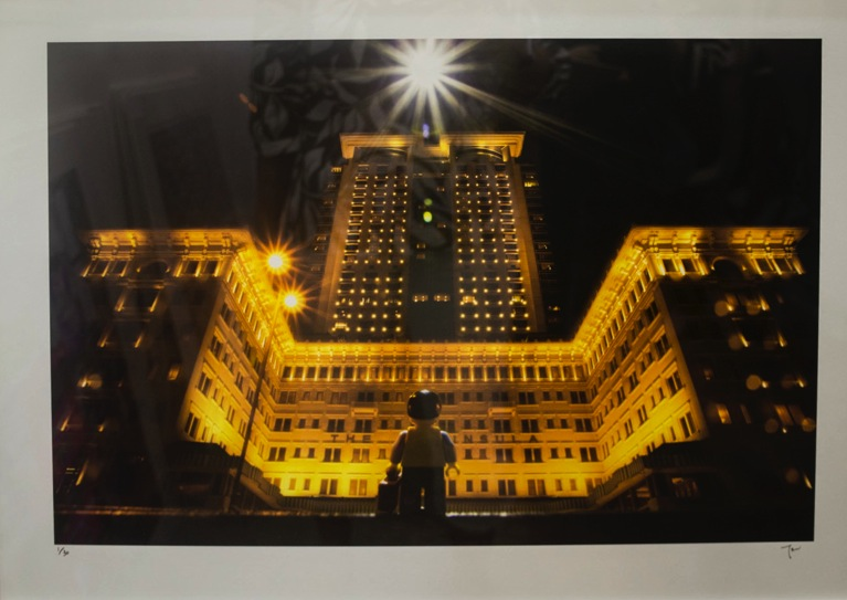 Ric Tse Legography at AAF 2014-3