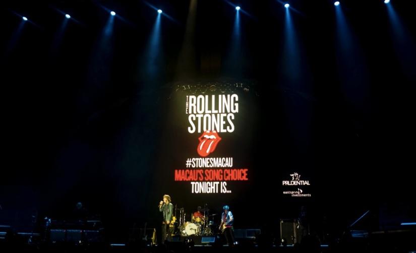 Rolling Stones Macau 0
