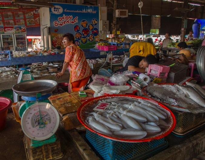 Takua Pa New Town Market 3