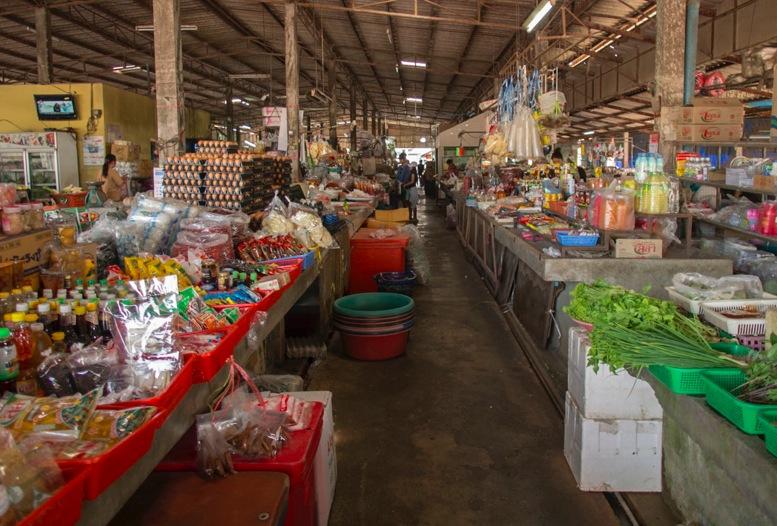 Takua Pa New Town Market 4