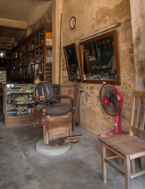 Takua Pa Old Town 12 Hairdresser