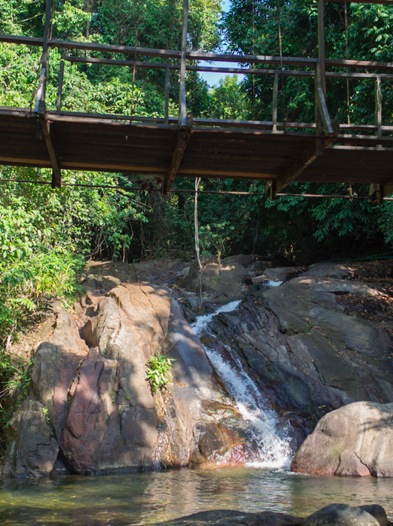Waterfall Khao Lak 2