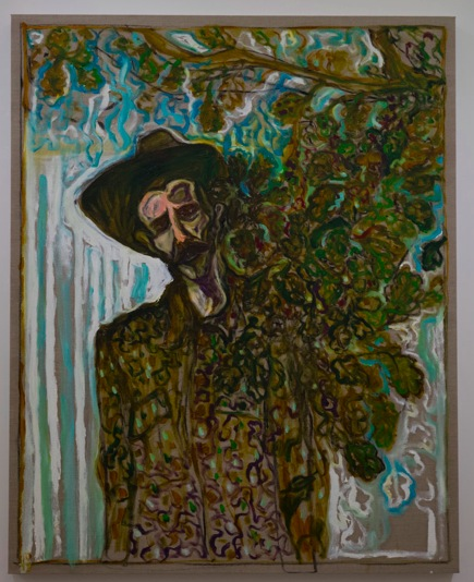 Billy Childish at Lehmann Maupin 2