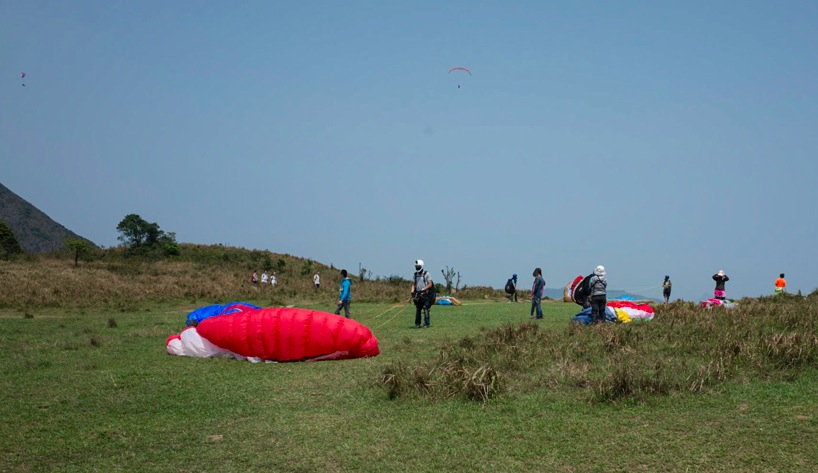 MacLehose Trail 4-7 Paraglider