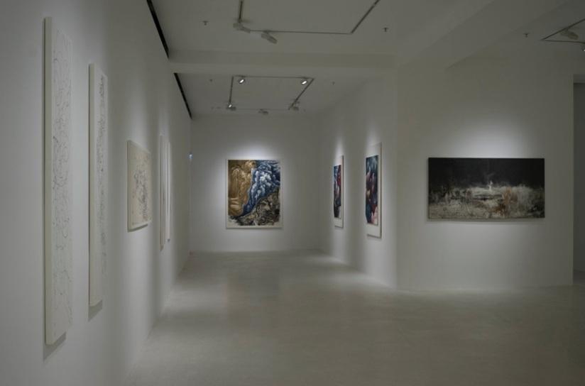 Spiritual as Mountains at Pearl Lam Galleries 1