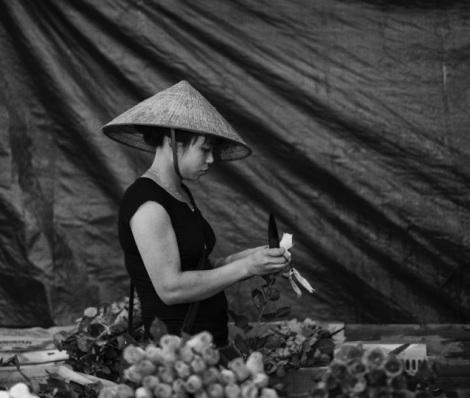 Hanoi B&W 3