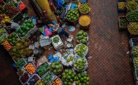 Hanoi Chợ Hôm market 0