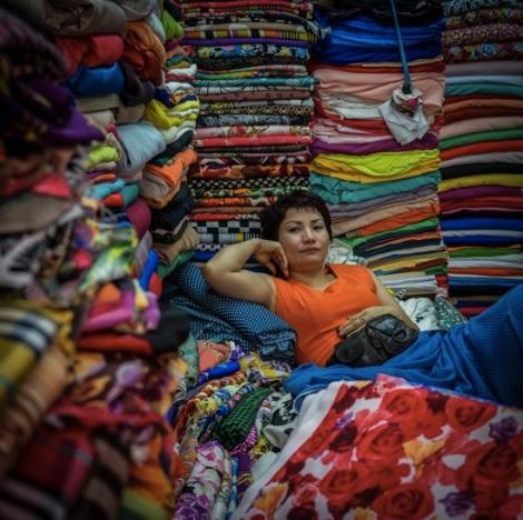 Hanoi Chợ Hôm market 4