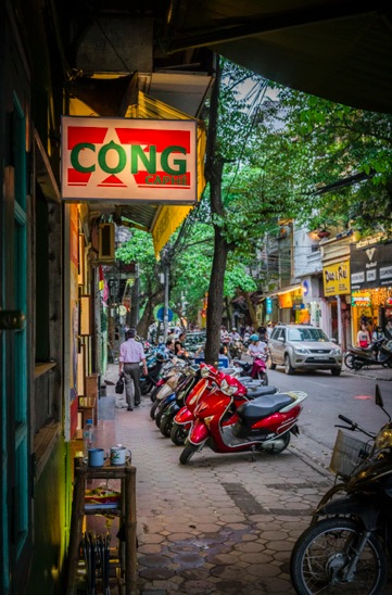 Hanoi Cong Caphe 1