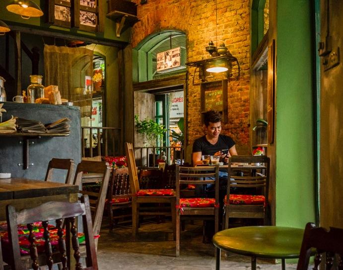 Hanoi Cong Caphe 2