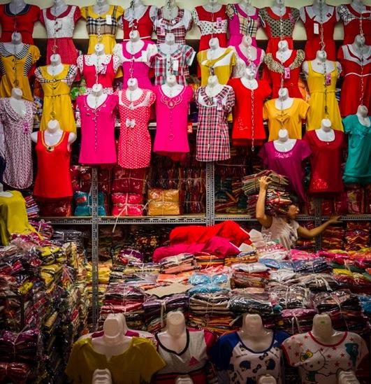 Hanoi Dong Xuan market 2