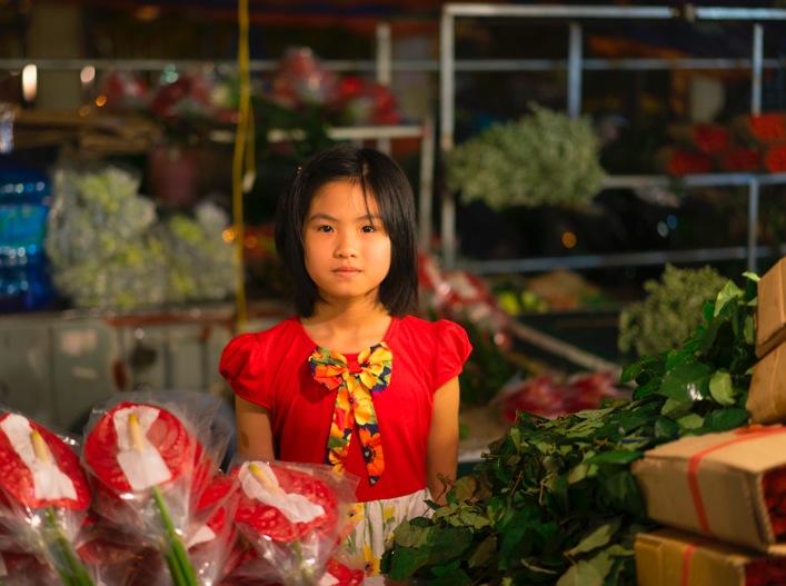 Hanoi Flower Market 2