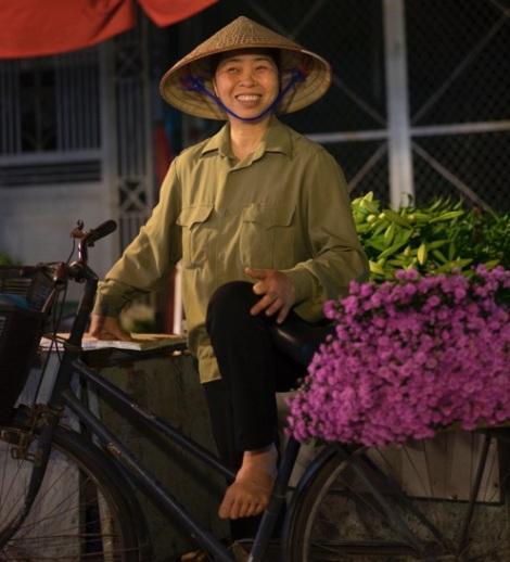 Hanoi Flower Market 4