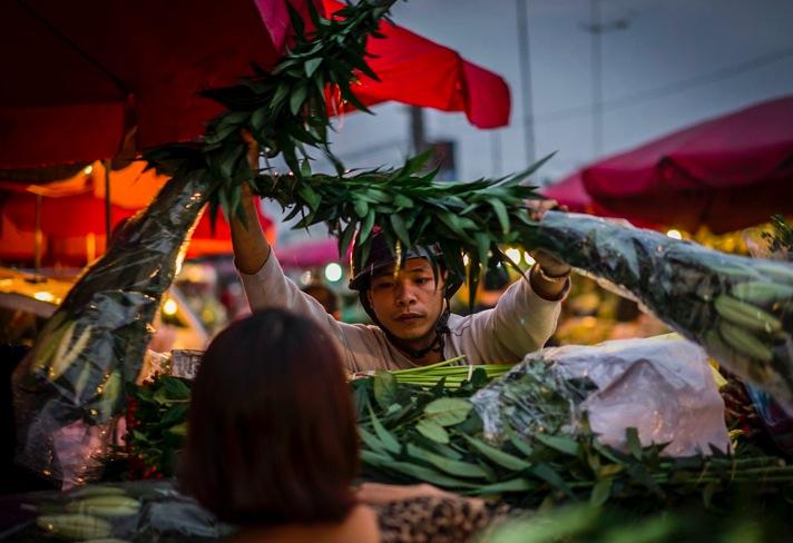 Hanoi Flower Market 9