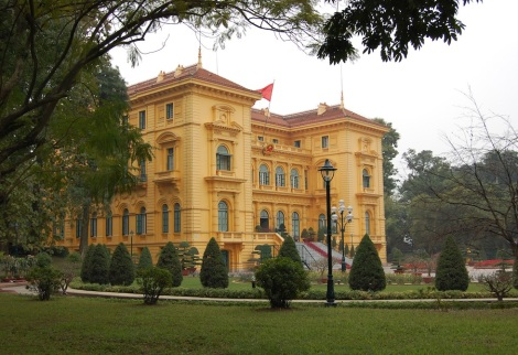 Hanoi House of the President