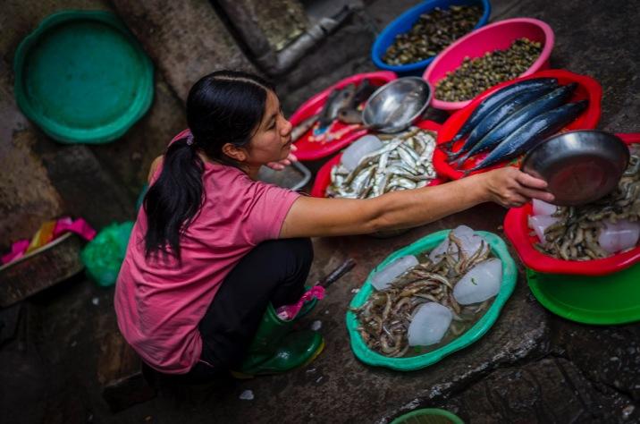 Hanoi Market 1