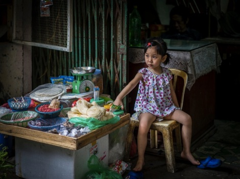 Hanoi Market 2
