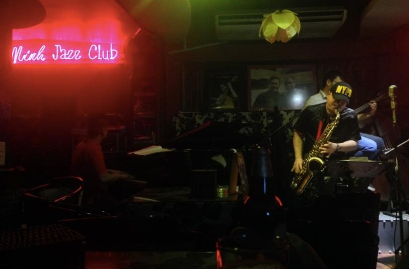 Hanoi Minh Jazz Club 1