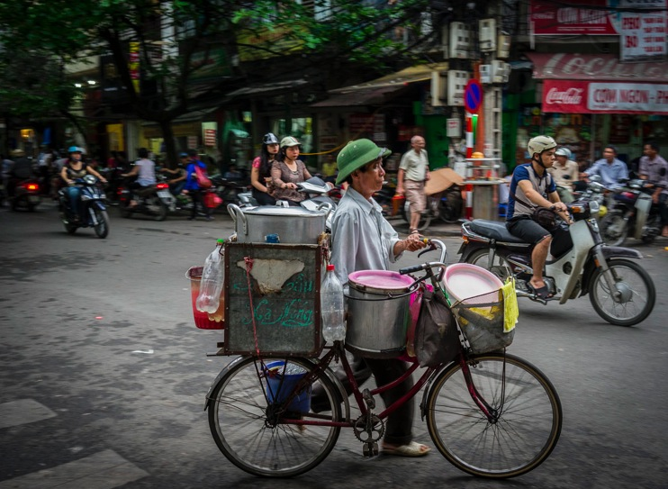 Hanoi Old Quarter 3