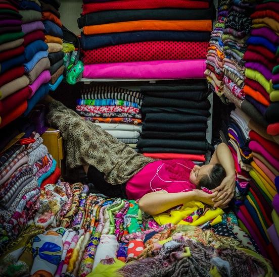 Hanoi Sleeping 2