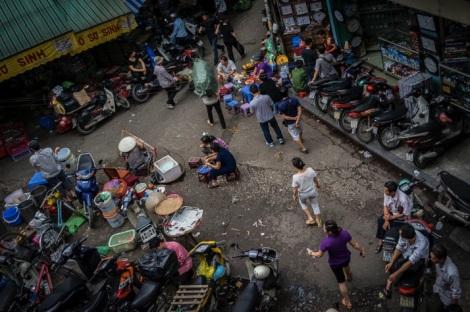 Hanoi Street life 1