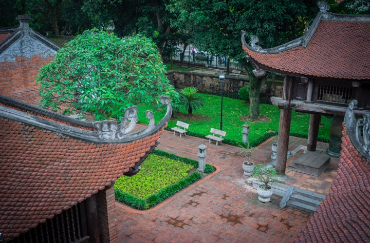 Hanoi Temple of Literature 4