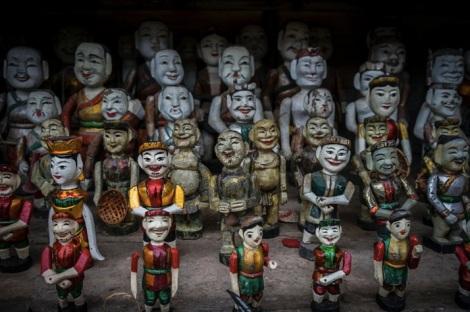 Hanoi Water puppets 1