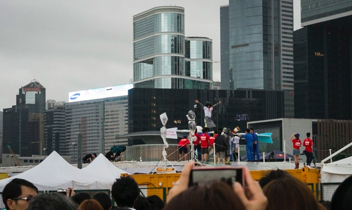Red Bull Flugtag Hong Kong 2014-3