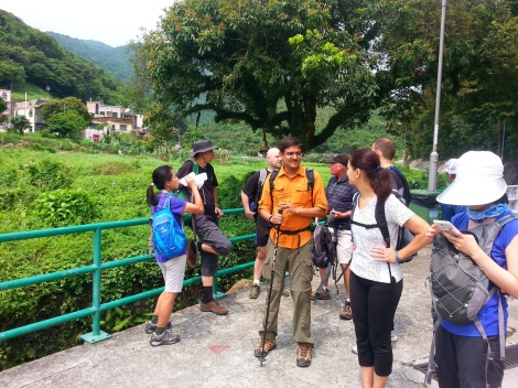 Tung Chung to Discovery Bay hike 3