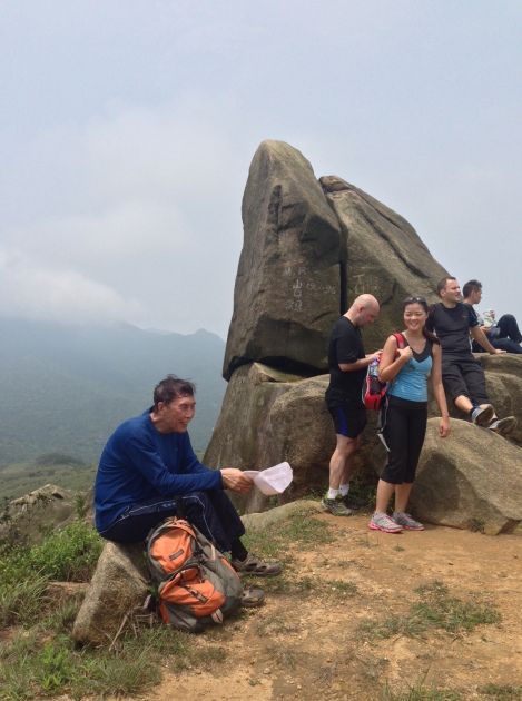 Tung Chung to Discovery Bay hike 5